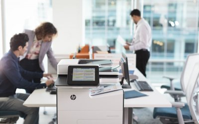 Managed Print Services by Mitronics