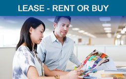 Lease Rent Buy the perfect Office Printer