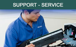 Support Maintenance & Service